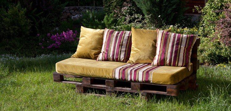 Garden Furniture from pallets3