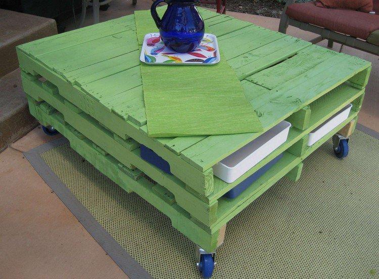 Garden Furniture from pallets5