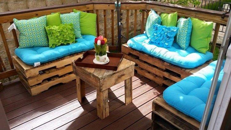 Garden Furniture from pallets6