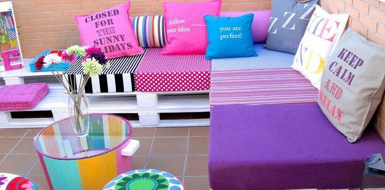 Garden Furniture from pallets9