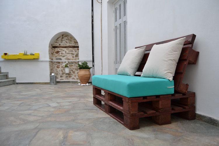 Pallet garden furniture14