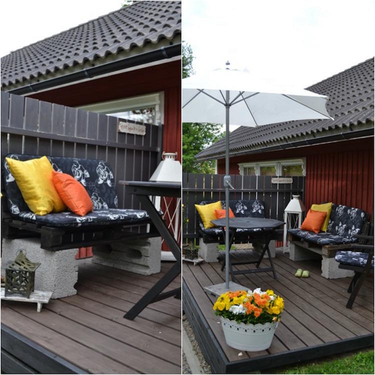 Pallet garden furniture20