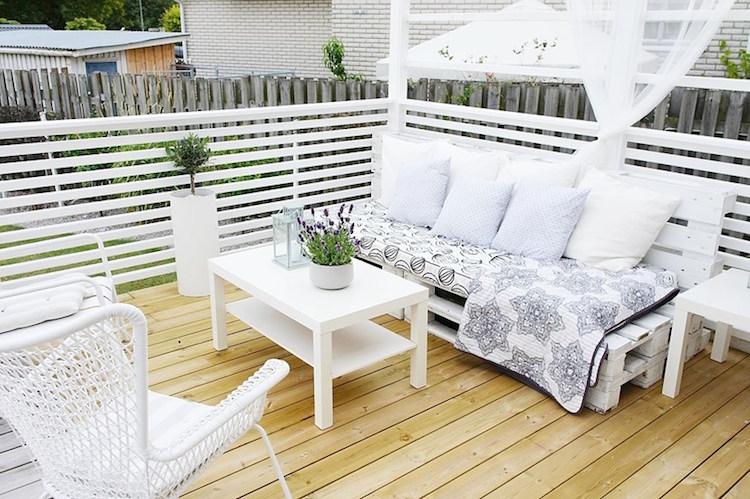 Pallet garden furniture4