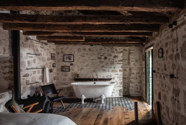 charm house in Croatia2