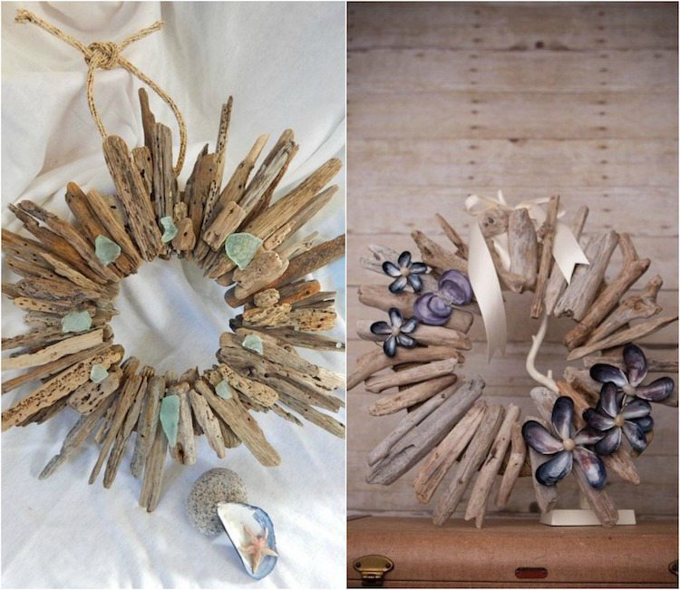 diy decorating ideas from driftwood (14)