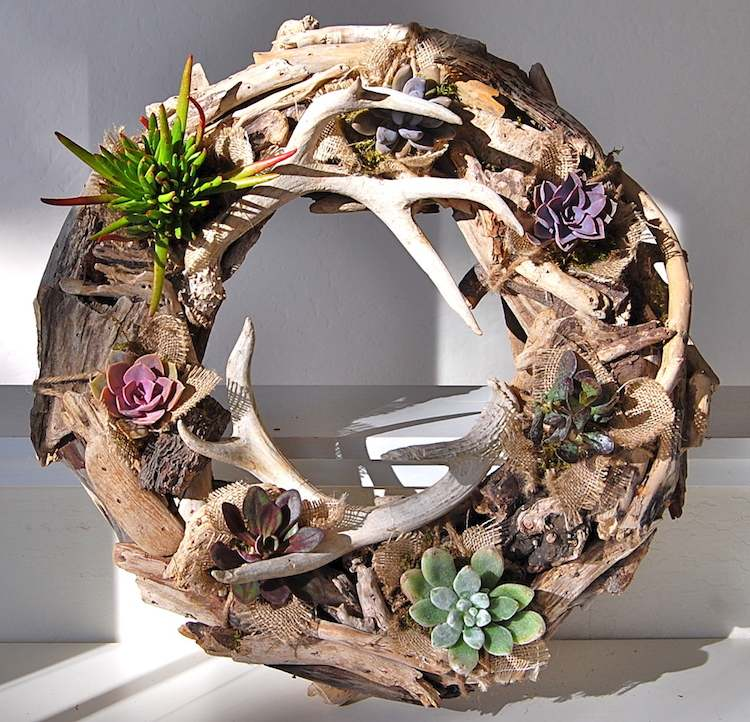 Home Design Ecological Ideas: 14 Super Diy Decorating Ideas From Driftwood