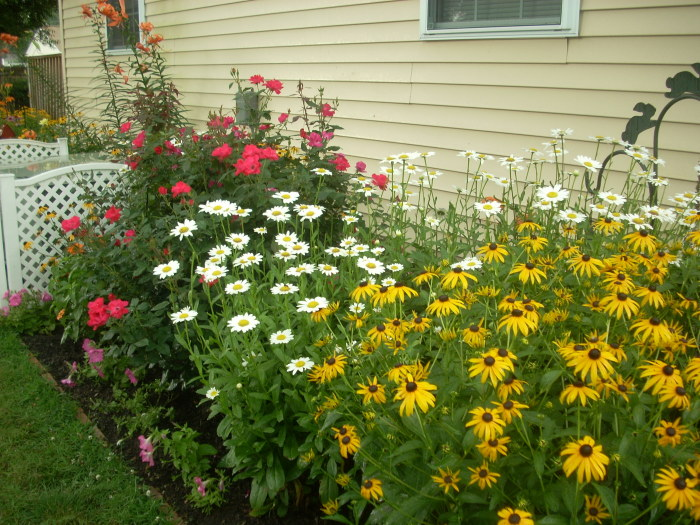 flower beds ideas20