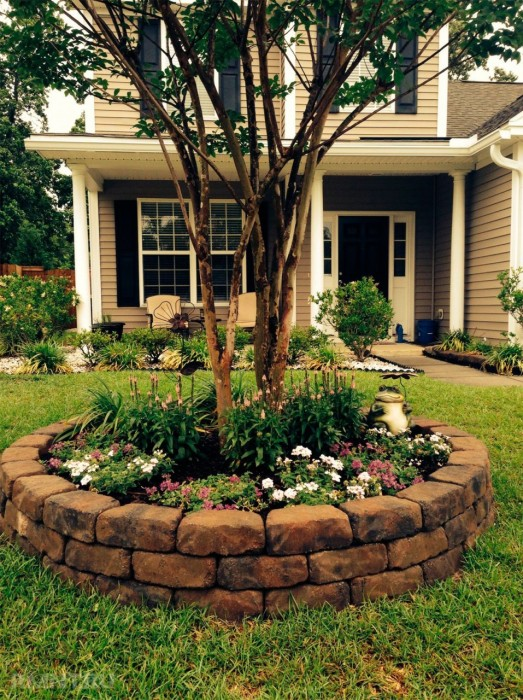 flower beds ideas5