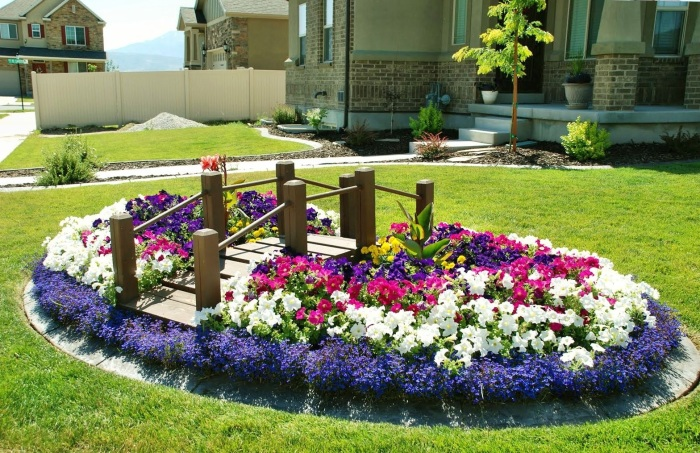 flower beds ideas6