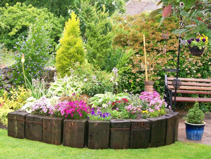 flower beds ideas9