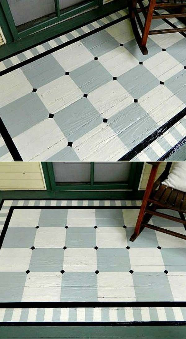 painted floor ideas4