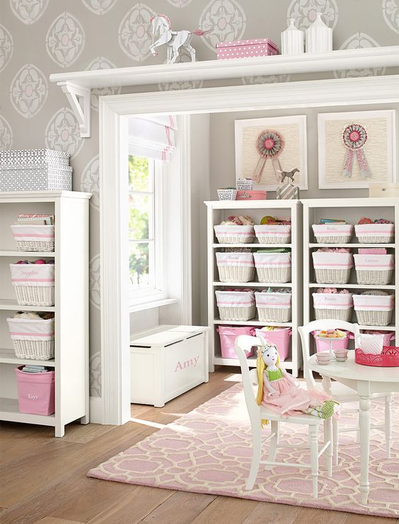Baskets to organize and decorate21