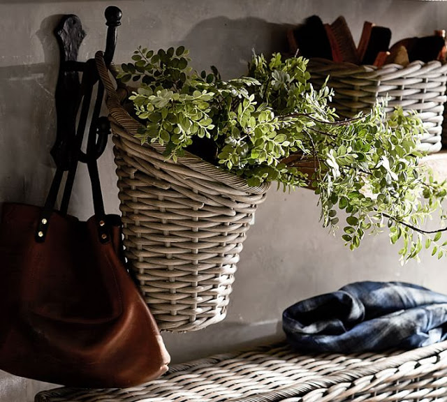 Baskets to organize and decorate37