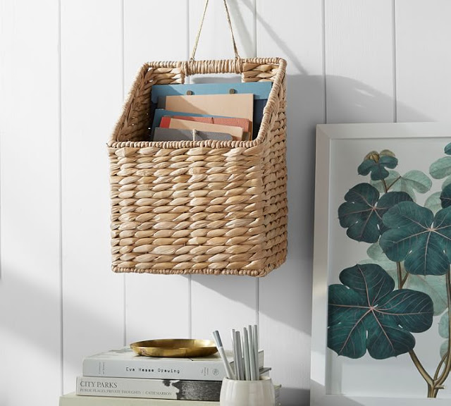 Baskets to organize and decorate43