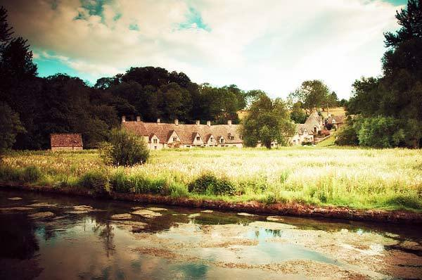 Bibury Incredible beauty in the English province15