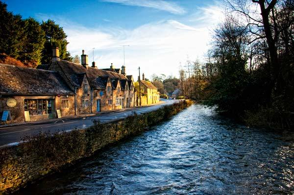 Bibury Incredible beauty in the English province5