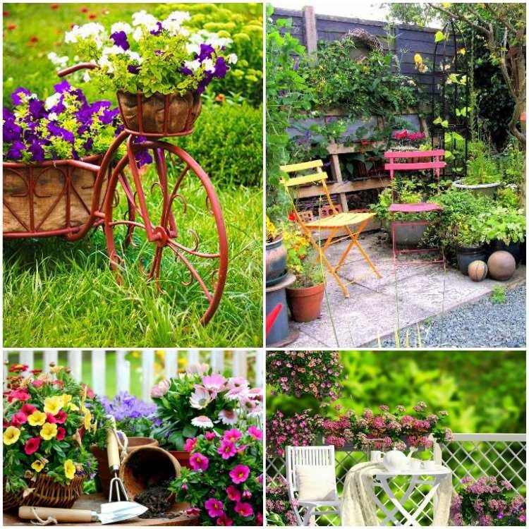 DIY Ideas to Create a Floral Paradise