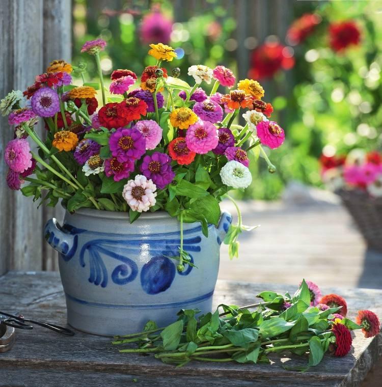 DIY Ideas to Create a Floral Paradise11