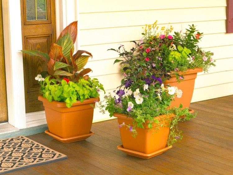 DIY Ideas to Create a Floral Paradise15