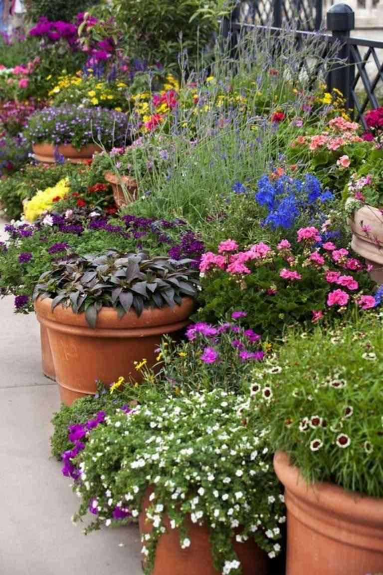 DIY Ideas to Create a Floral Paradise16