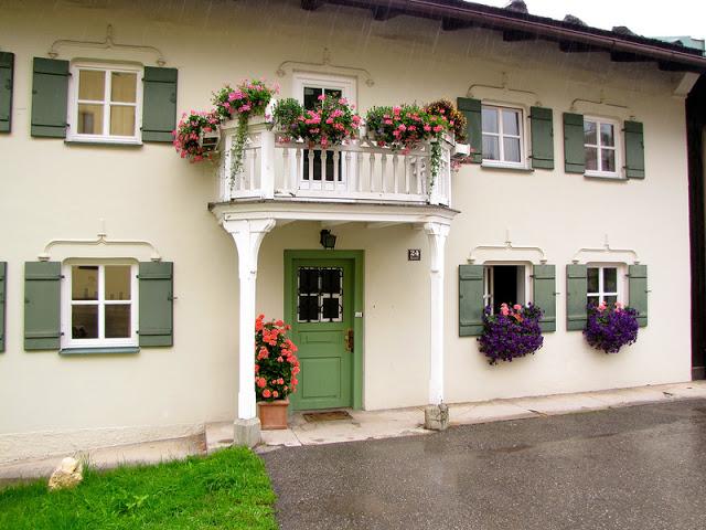 Flower balconies and windows17