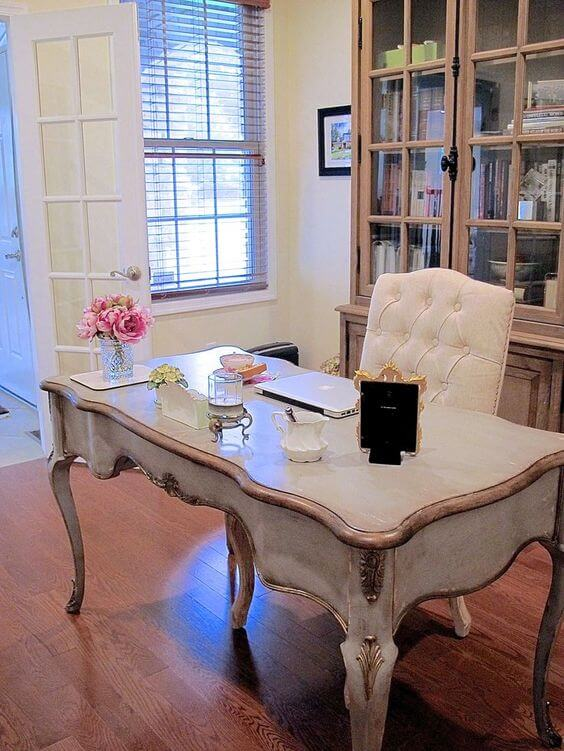 French country style country home offices (10)