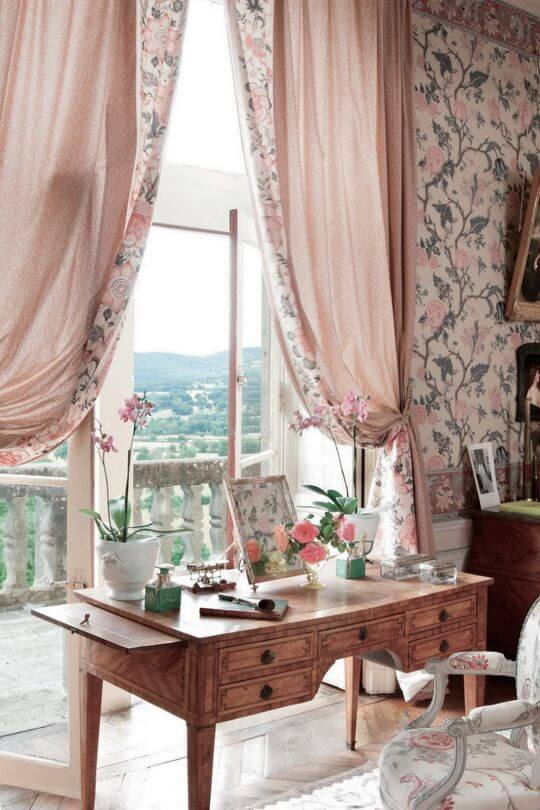 French country style country home offices (3)