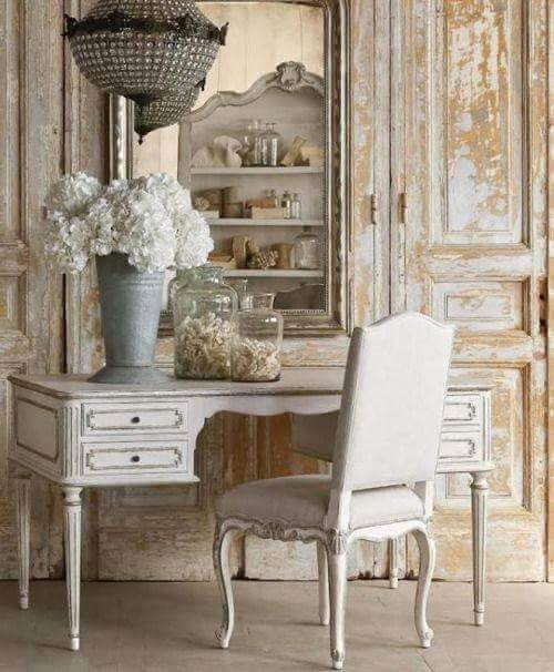French country style country home offices (6)