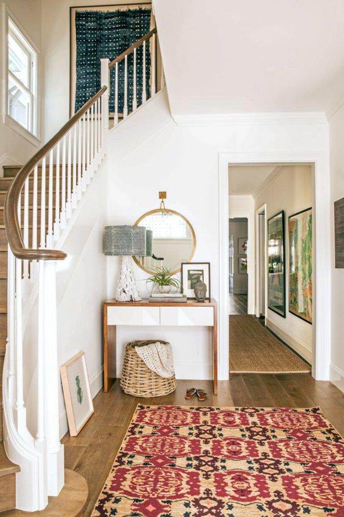 Home entry hall ideas63