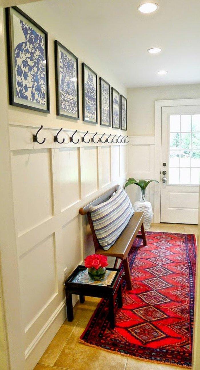 Home entry hall ideas65
