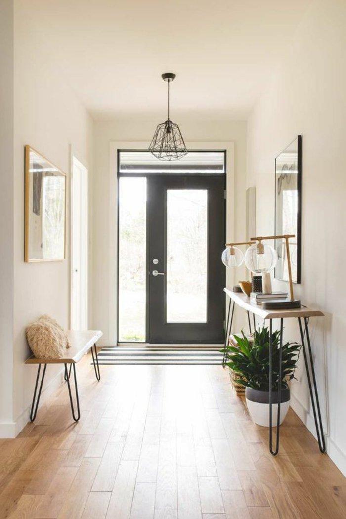 Home entry hall ideas66