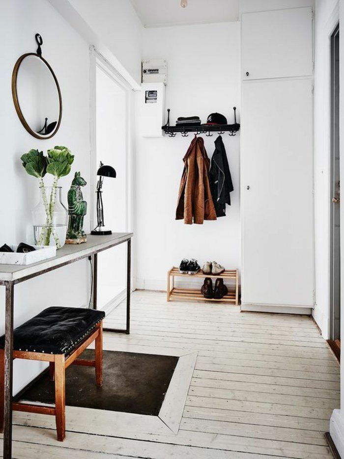 Home entry hall ideas95