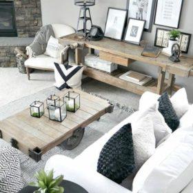 Rustic lounge ideas1
