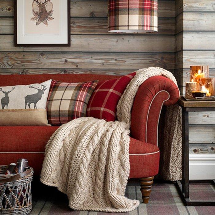Rustic lounge ideas10