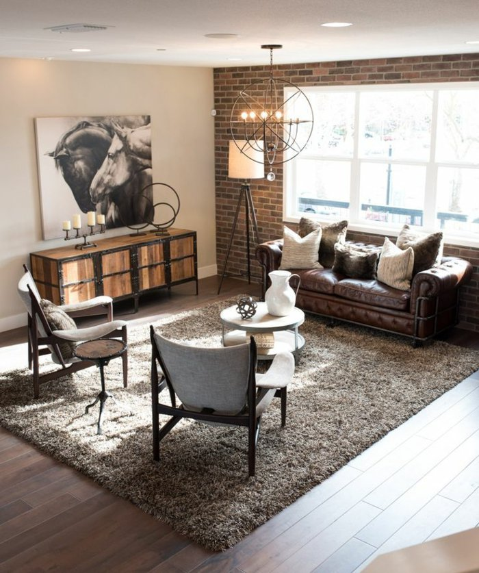 Rustic lounge ideas11
