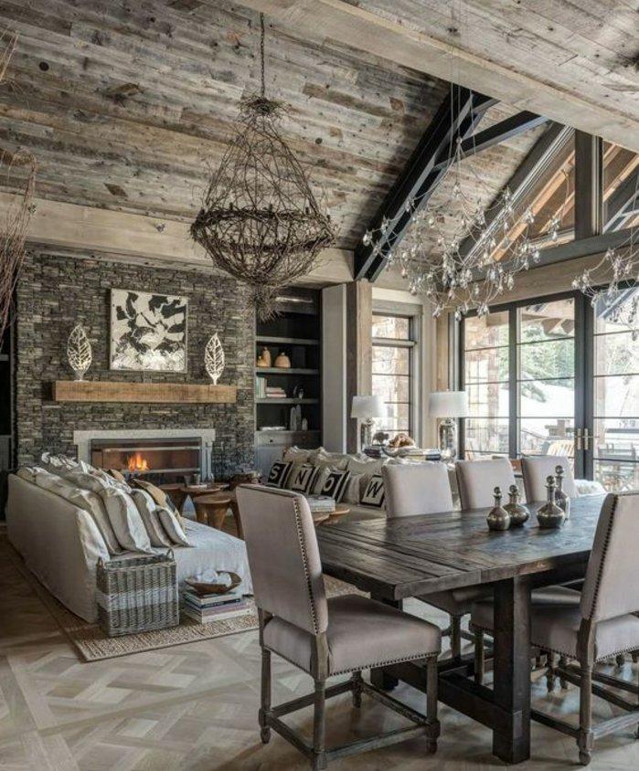 Rustic lounge ideas12