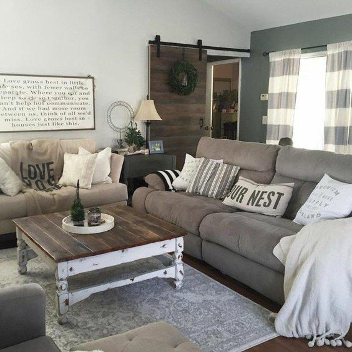 Rustic lounge ideas15