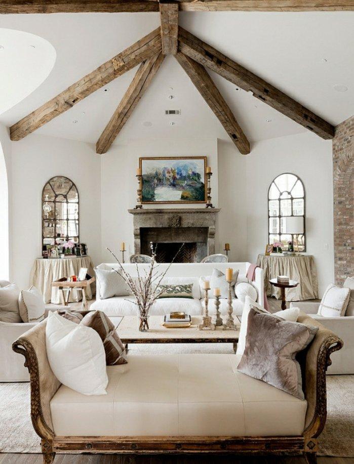 Rustic lounge ideas19