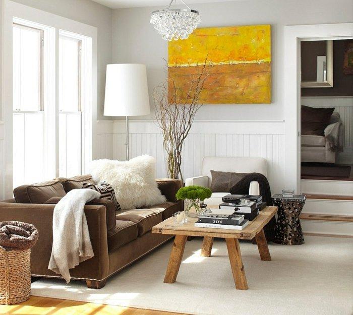Rustic lounge ideas23