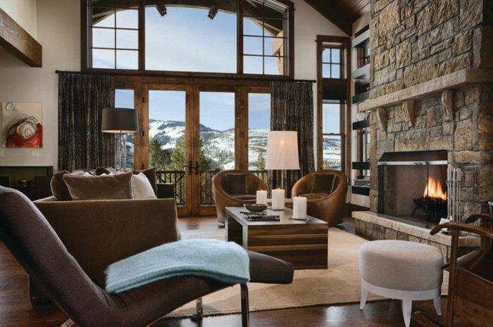 Rustic lounge ideas27