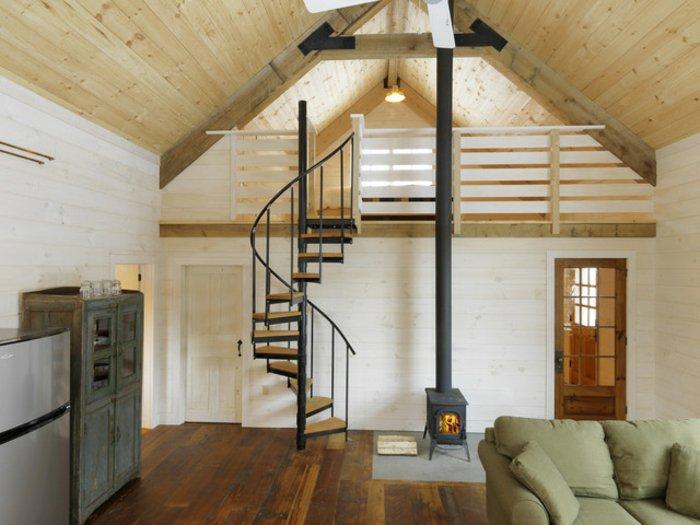Rustic lounge ideas42