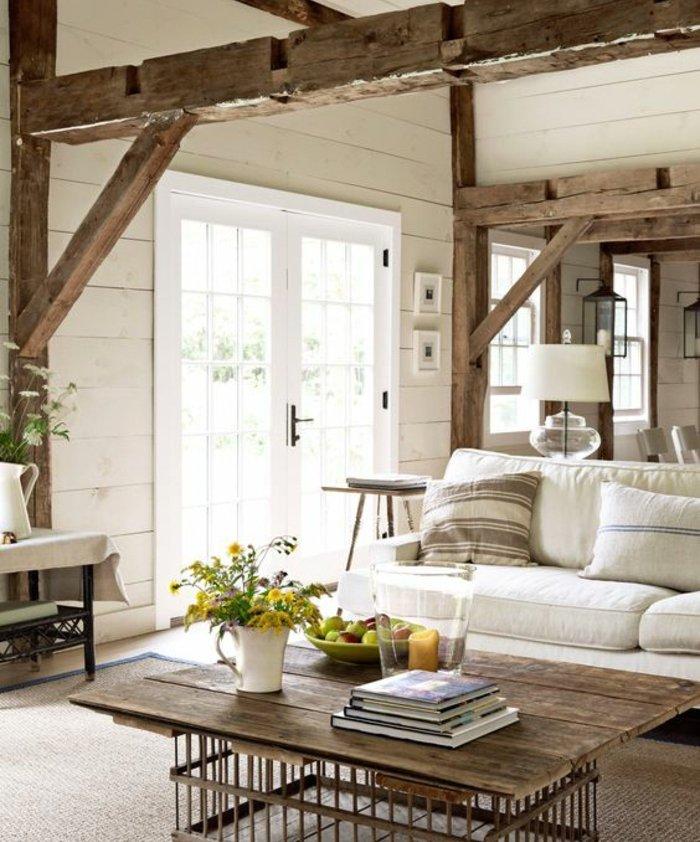 Rustic lounge ideas43