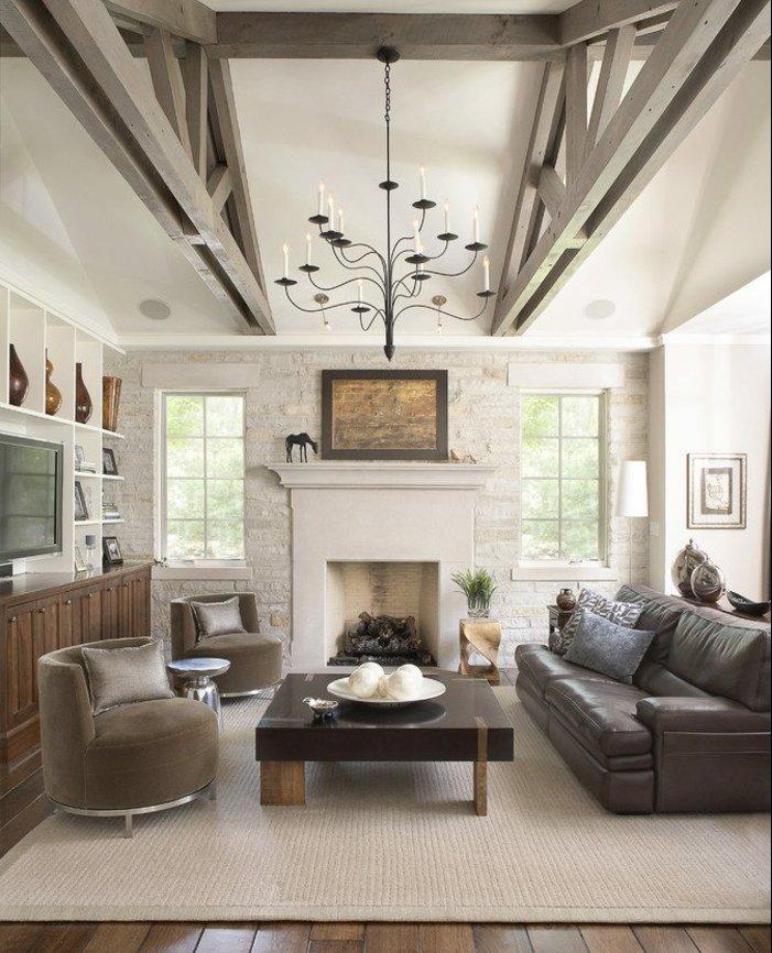 Rustic lounge ideas45