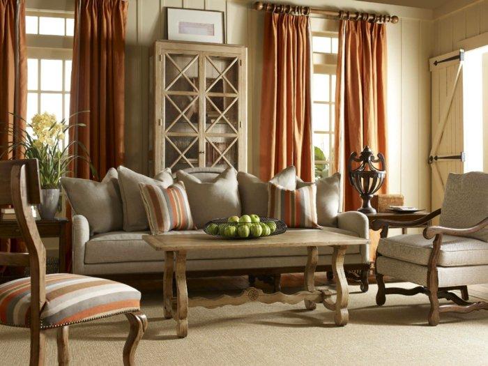 Rustic lounge ideas62