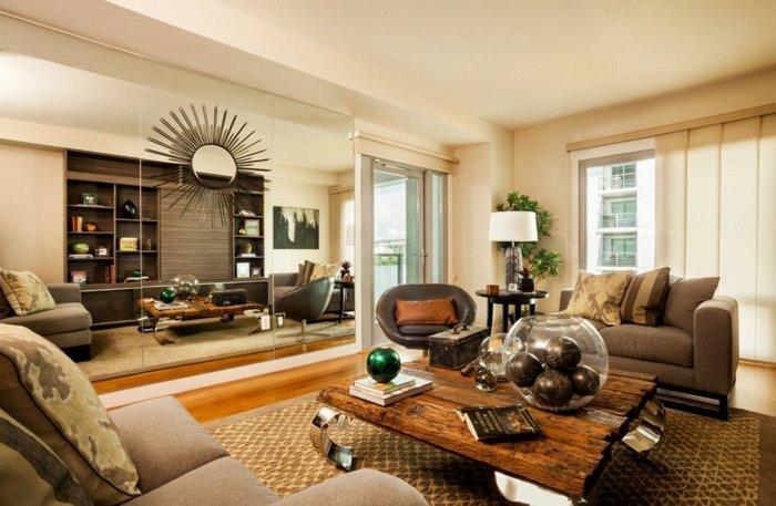 Rustic lounge ideas66