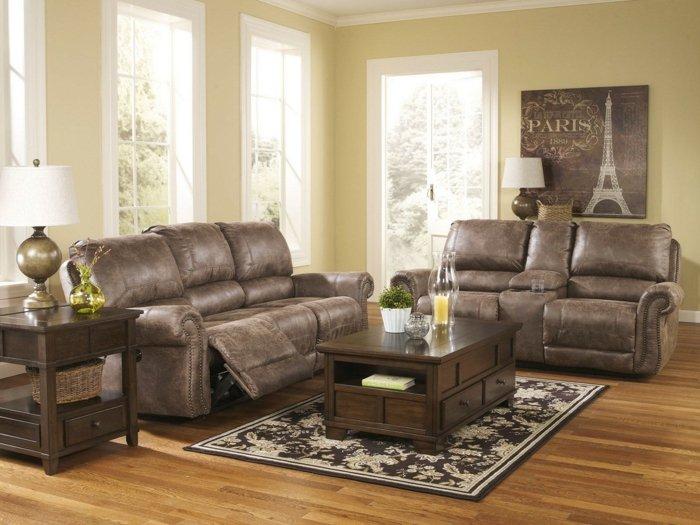 Rustic lounge ideas67