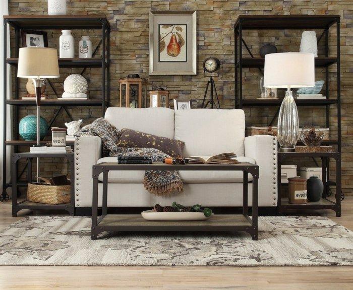 Rustic lounge ideas68