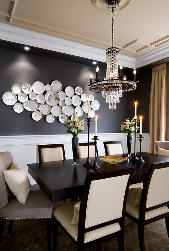 decorating walls with dishes19