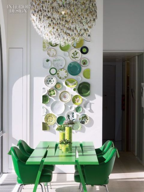 decorating walls with dishes9