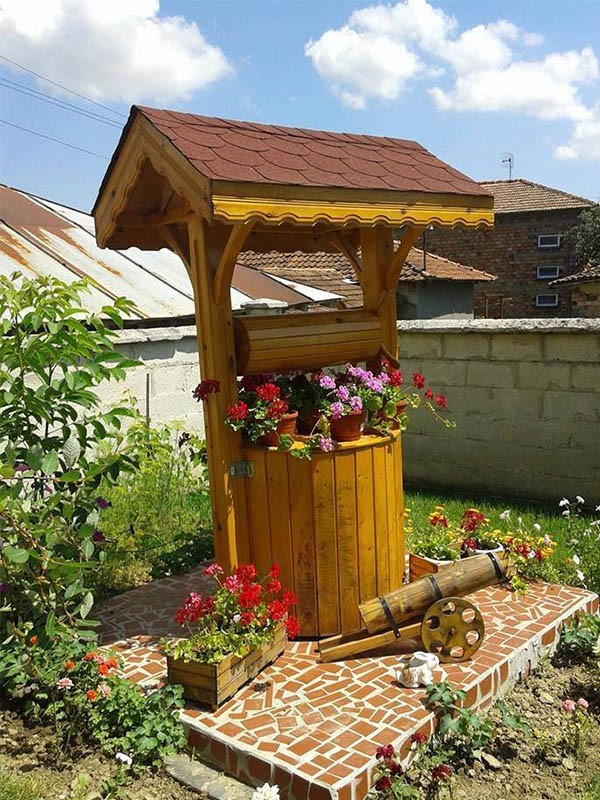 flower beds ideas (21)